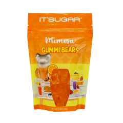 Beary Buzzed™ Bag - Mimosa Gummy Bears