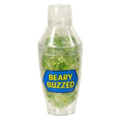 Beary Buzzed Shaker - Gin and Tonic Gummy Bears