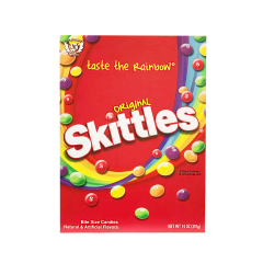 Big Skittles ® Candy Gift Box