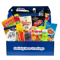The Great British Blind Snack Box