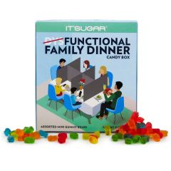 IT'SUGAR Dysfunctional Family Dinner Box