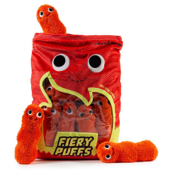 Fiery Puffs Extra Large Plush