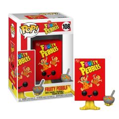 Funko POP! Post Fruity Pebbles Cereal Box Vinyl Figure