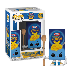 Funko POP! Kraft Mac & Cheese Box Vinyl Figure