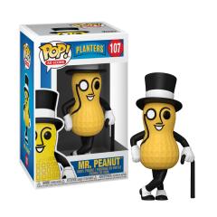 Funko POP! Ad Icons Mr. Peanut Vinyl Figure