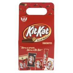 Kit Kat Favorites Candy Gift Box