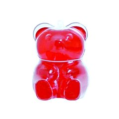 Giant 1LB Cherry Gummy Bear