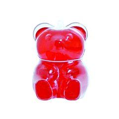 Giant 1LB Cherry Gummy Bear