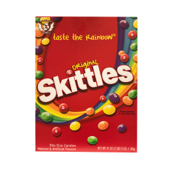 World's Largest Box of Skittles