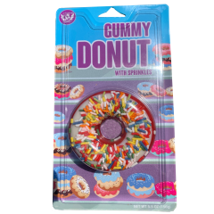 IT'SUGAR Gummy Donut with Sprinkles