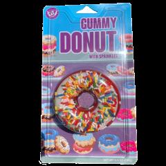 IT'SUGAR Gummy Donut with Sprinkles