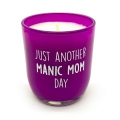 Just Another Manic Mom Day Candle