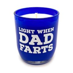 Light When Dad Farts Candle