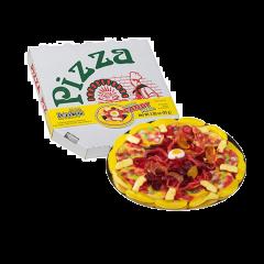 Mini Gummy Pizza