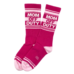Mom Off Duty Socks