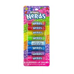 Nerds Lip Balm - 8 pack