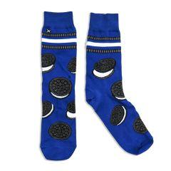 OREO Cookie Blue Socks