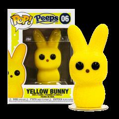 Funko POP! Peeps Yellow Bunny Vinyl Figure