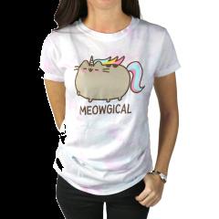 Pusheen Meowgical Tie Dye Tee