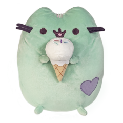 Exclusive IT'SUGAR Pusheen Mint Green Ice Cream Plush