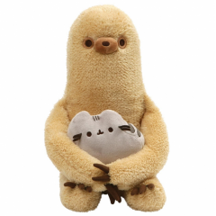Pusheen & Sloth