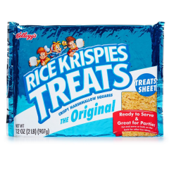 World's Largest Rice Krispies Treats