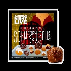 SNL Giant Holiday Schweddy Balls