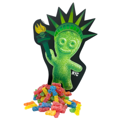 SOUR PATCH KIDS Statue of Liberty Candy Box
