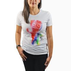 SOUR PATCH KIDS Rainbow Character Tee