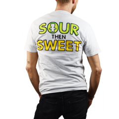 "SOUR PATCH KIDS® Men's ""Sour Then Sweet"" Tee"