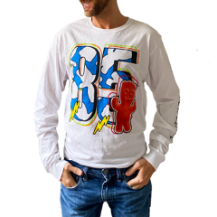 SOUR PATCH KIDS 1985 Lightening Long Sleeve Tee