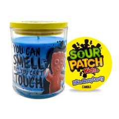 SOUR PATCH KIDS Blue Raspberry Scented Candle