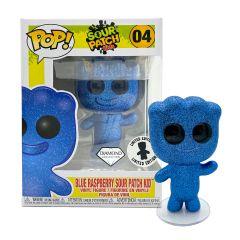 Exclusive POP! Diamond Collection Blue Raspberry SOUR PATCH KIDS® Vinyl Figure