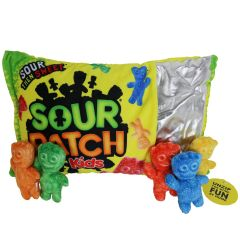 SOUR PATCH KIDS Pillow & Stuffed Kids