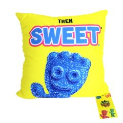 "SOUR PATCH KIDS ""I'm Sour, Then Sweet"" Pillow"