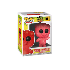 POP! Candy Redberry SOUR PATCH KIDS Vinyl Figure