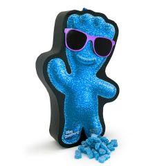 SOUR PATCH KIDS Blue Kid Shaped Box