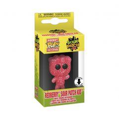 Exclusive Pocket POP! SOUR PATCH KIDS Funko Keychain - Redberry