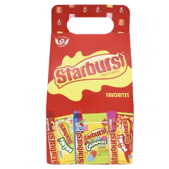 Starburst Favorites Candy Gift Box