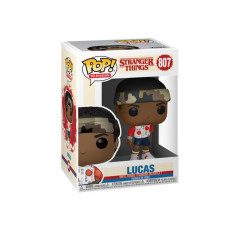 POP! TV Stranger Things Lucas Vinyl Figure