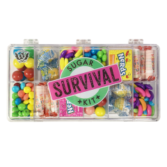 IT'SUGAR Sugar Survival Kit Tackle Box