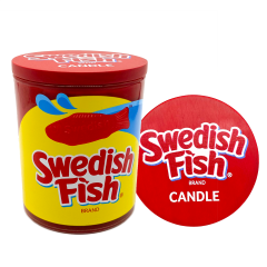 Swedish Fish Scented Candle