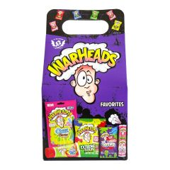 WARHEADS Favorites Candy Gift Box
