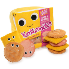 Zoey And The YumYumables Extra Large Plush