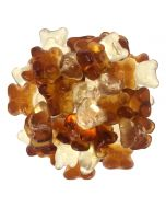 Beary Buzzed™ 2.2lb Bag - Rum and Coke Gummy Bears