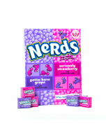 Big Nerds Candy Gift Box - Grape/Strawberry