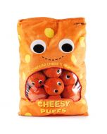 Arnold & The Puffs Extra Large Plush Cheese Puffs