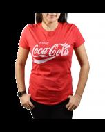 Distressed Coca-Cola Unisex Tee