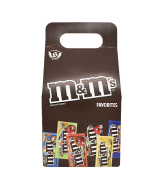 M&M's Favorites Candy Gift Box