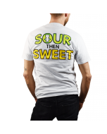 "SOUR PATCH KIDS® Men's ""Sour Then Sweet"" Tee"